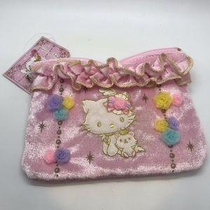 Hello Kitty Makeup Bag